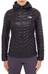 The North Face ThermoBall Hoodie Women TNF Black